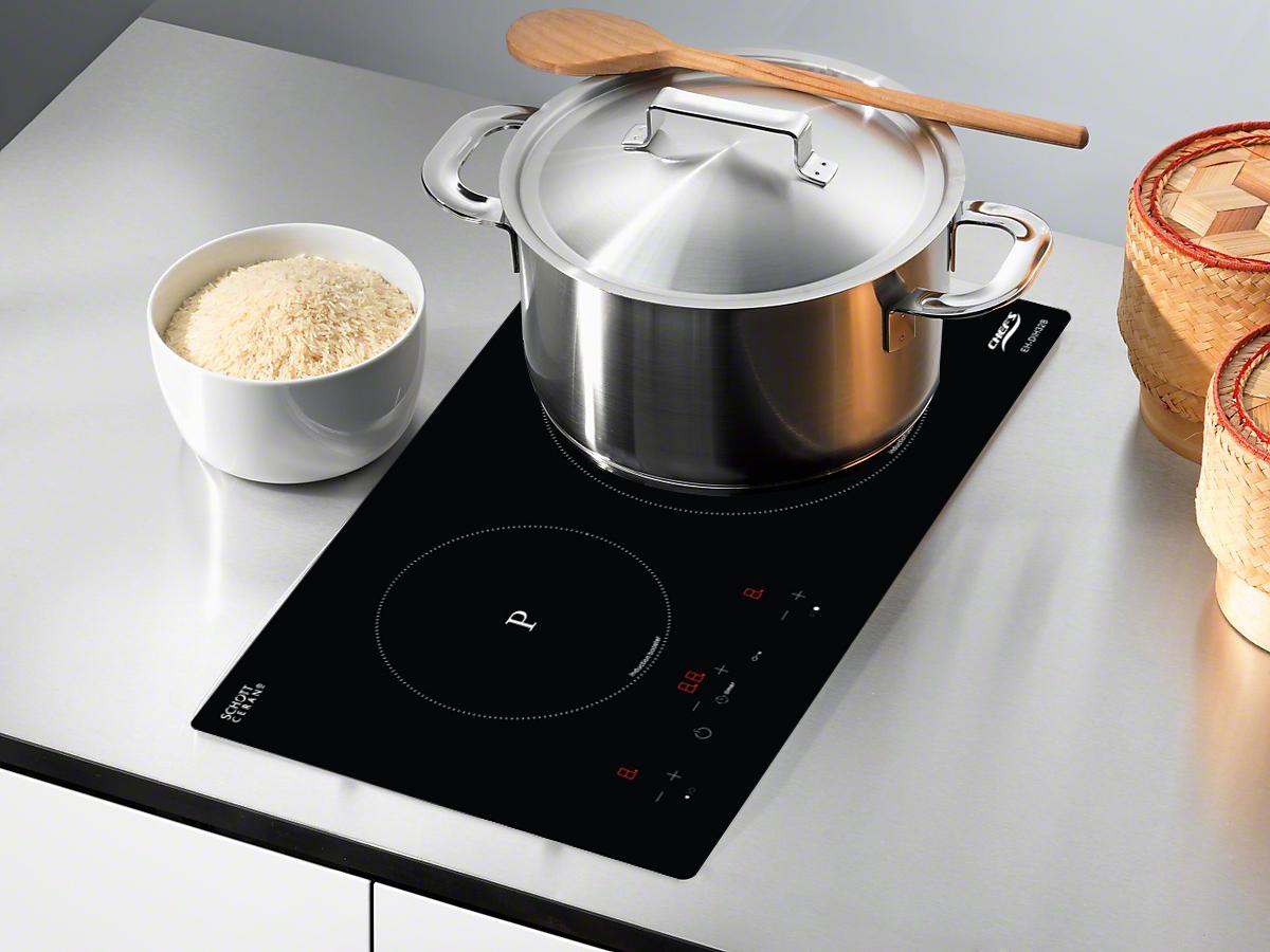 Bếp từ Chefs EH DIH32B - bếp từ Domino nhập khẩu Tây Ban Nha