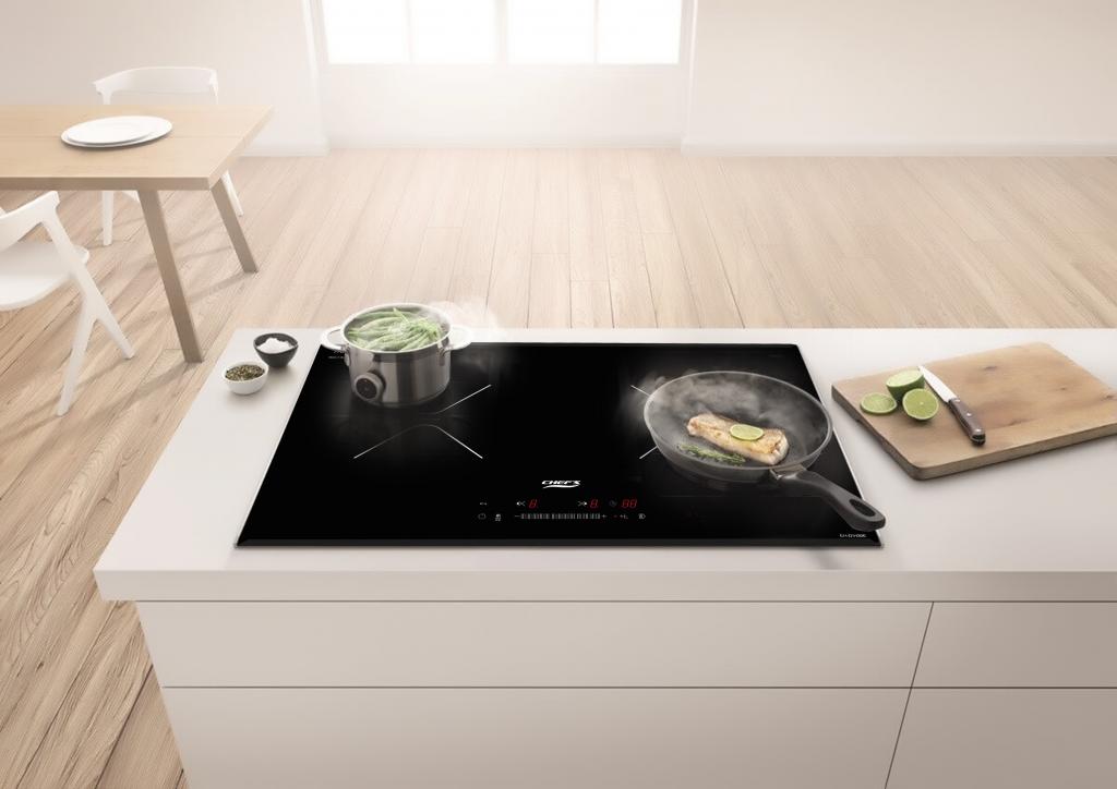 Bếp từ Chefs EH DIH366 NEW - Bếp nhập khẩu Đức giá rẻ