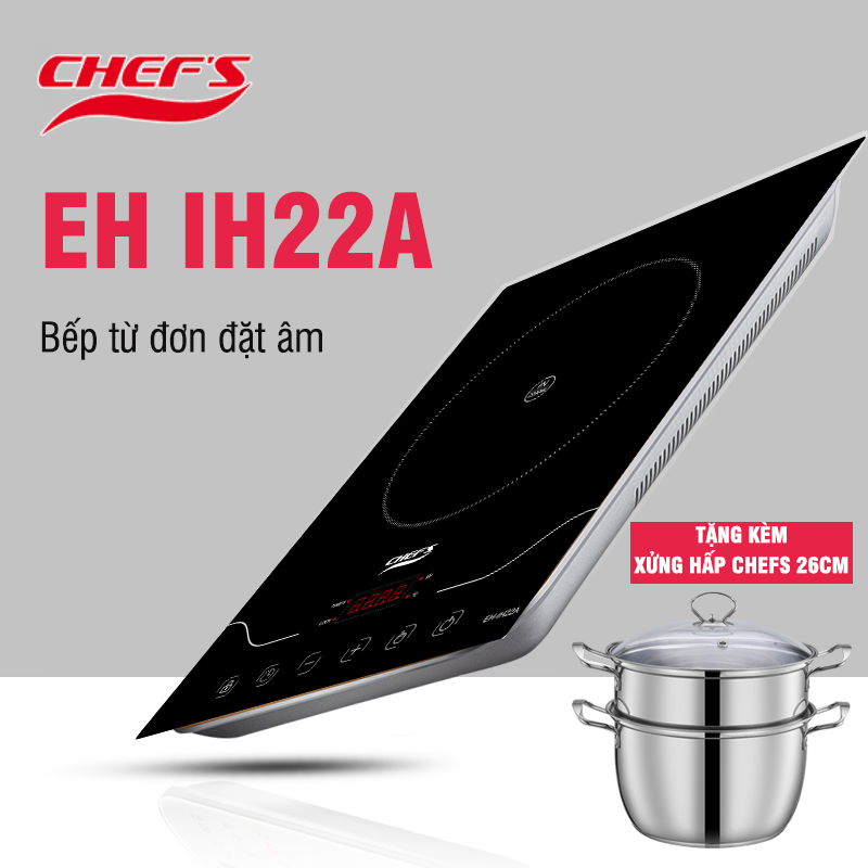 BẾP TỪ CHEFS EH IH22A