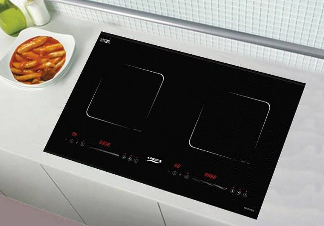 Phản hồi của khách hàng sau khi dùng bếp từ Chefs EH DIH320