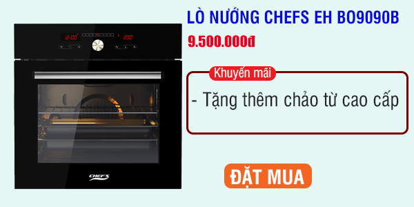 lo nuong chefs eh bo9090