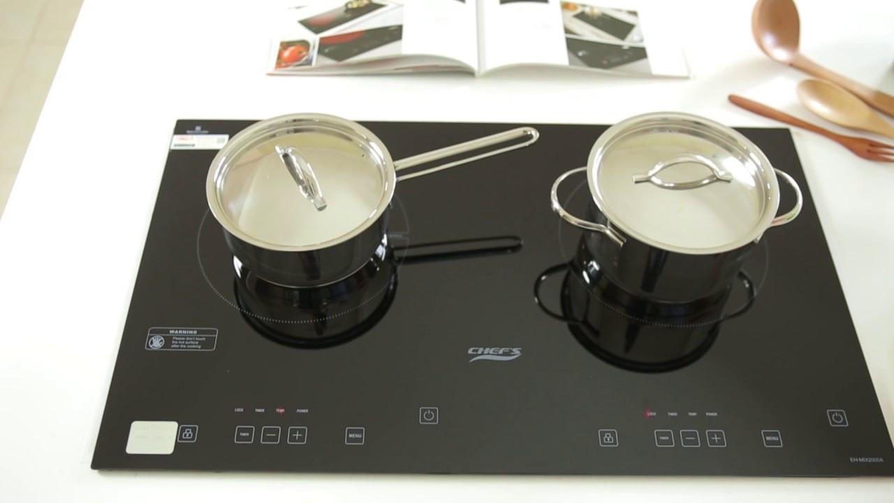Nếu bếp từ Chefs EH DIH2000A phá giá giảm thêm tiền mặt?