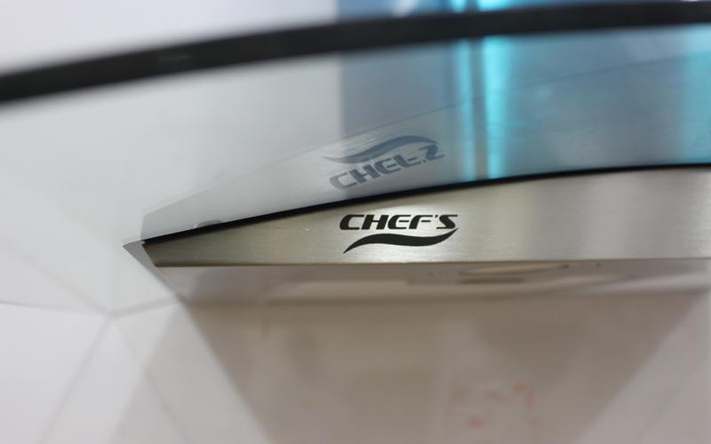Logo máy hút mùi Chefs EH R506E7
