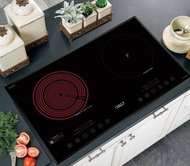 Chất lượng thực sự của bếp điện từ Chefs EH MIX321