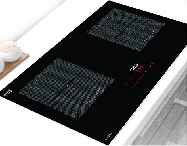 Với bếp từ Chefs EH DIH666 mọi thứ đều hoàn hảo từ thiết kế tới các tính năng