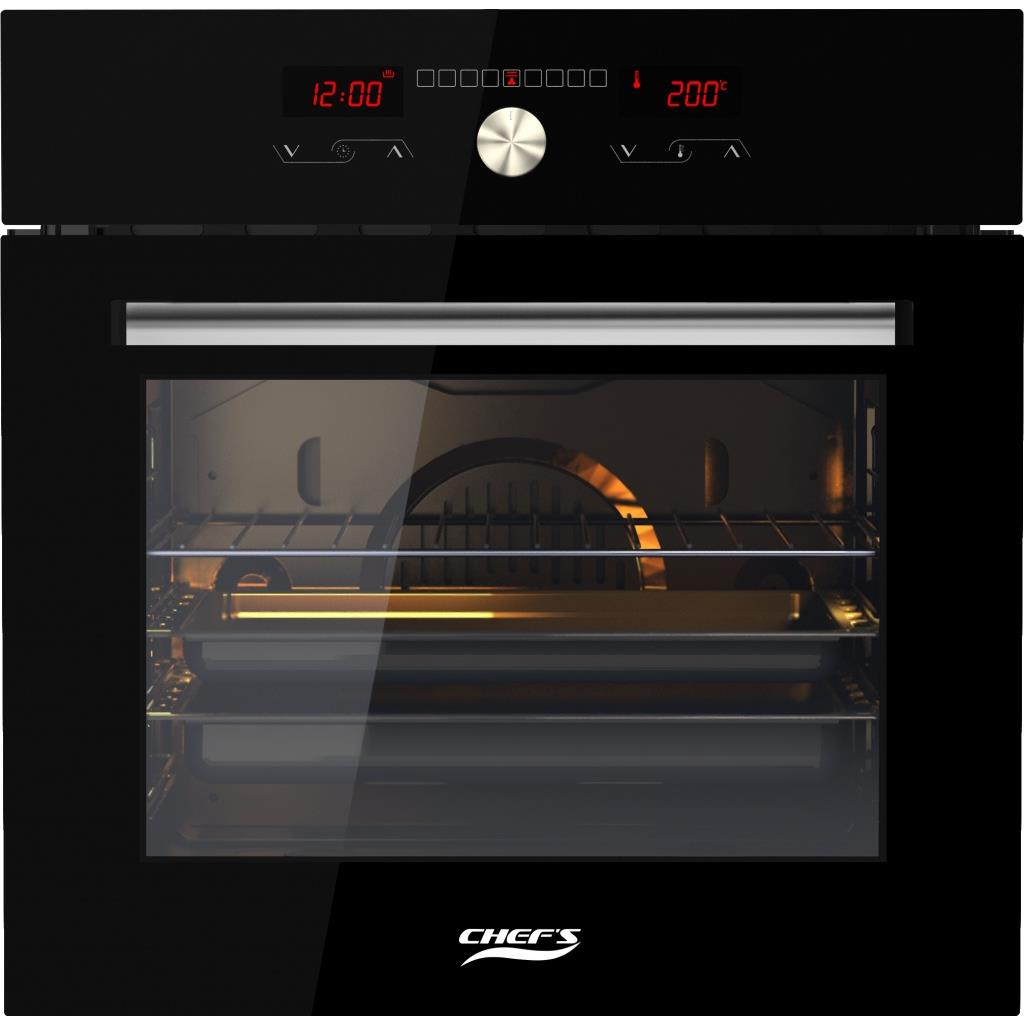 Lò nướng Chefs EH BO9090B: 9 chức năng