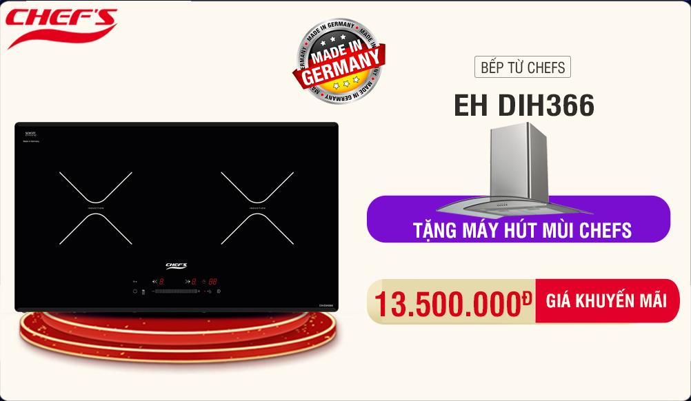 Hot sale: Bếp từ Chefs EH DIH366