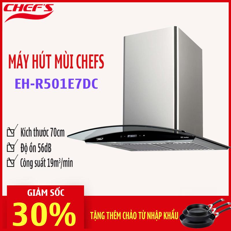 MÁY HÚT MÙI CHEFS EH R501E7DC