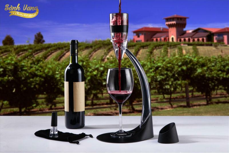 Bộ lọc rượu vang cao cấp Magic Decanter