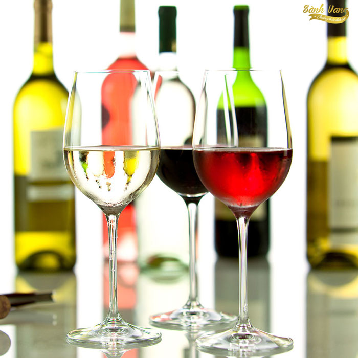 Mốt số điểm nổi bật của các loại loại rượu vang