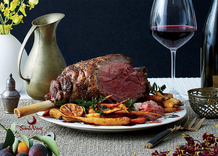 Rượu vang thịt cừu - sự kết hợp tinh tế trong ẩm thực ⋆ Sành Vang