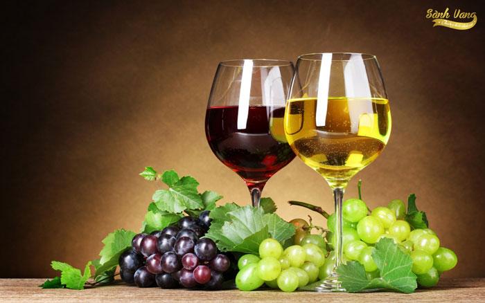Rượu Vang nho là một loại thức uống phổ biến của nhiều quốc gia