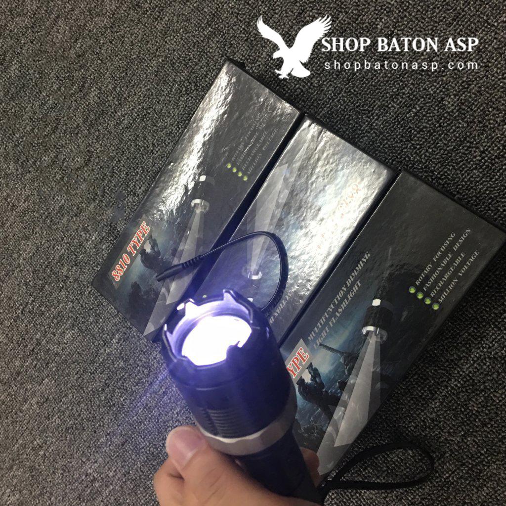 Đèn Pin chích điện Police 8810 - 1