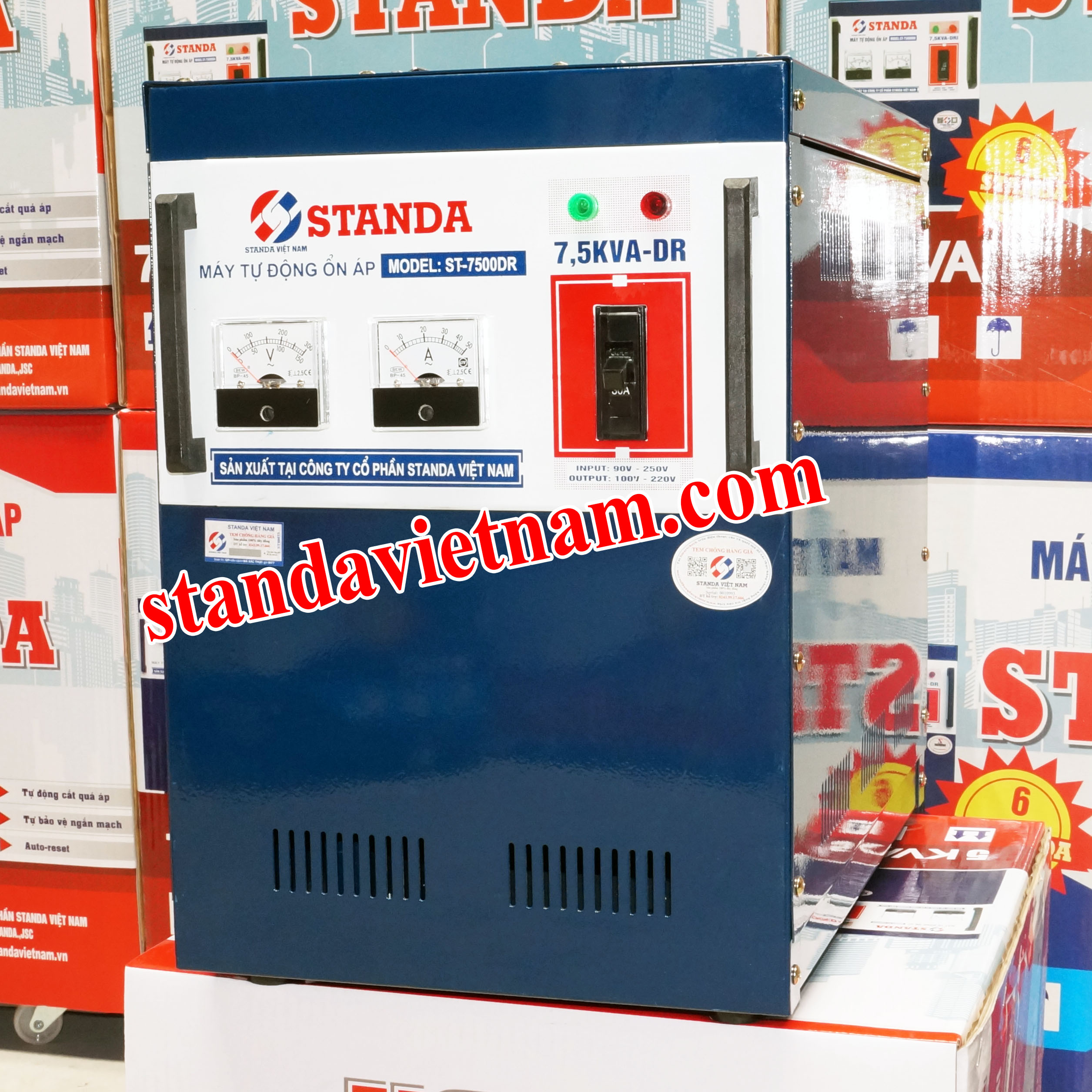on-ap-standa-7,5kva-model-2018