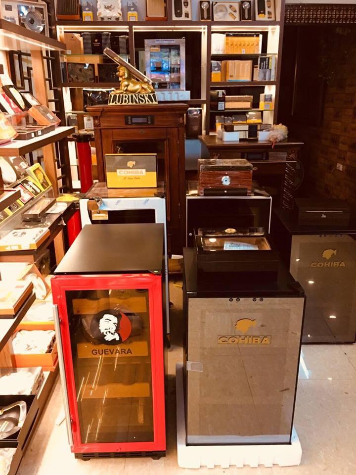 Tủ bảo quản Cigar RAG-860 | Cigar Humidors