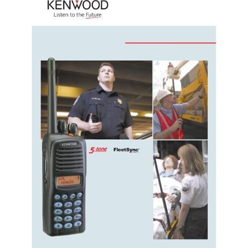 Bộ đàm Keenwood được sử dụng rộng rãi trên khắp thế giới