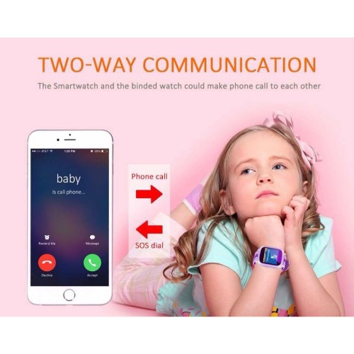 Đồng hồ định vị trẻ em giá rẻ tại hethongkhongday.com