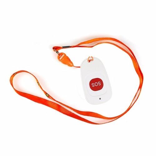 Nút nhấn đeo cổ báo động dành cho người già, bệnh nhân HT-VDC1