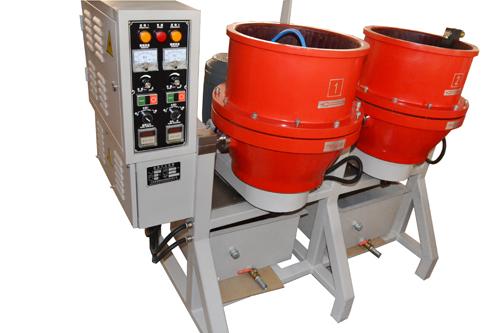 Máy con lăn kiểu khô 1 tầng và 2 tầng 1层 和 2层滚筒研磨机