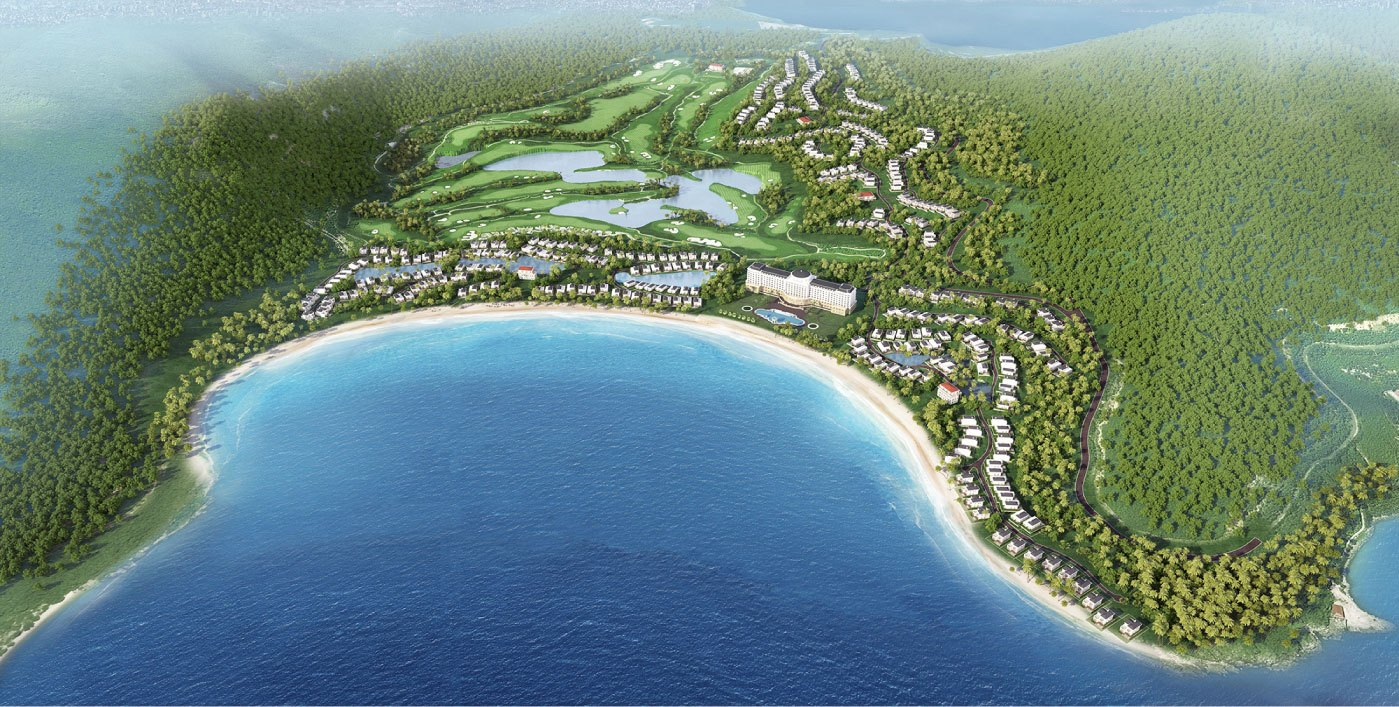 Vinpearl Golf Land Resort Villas