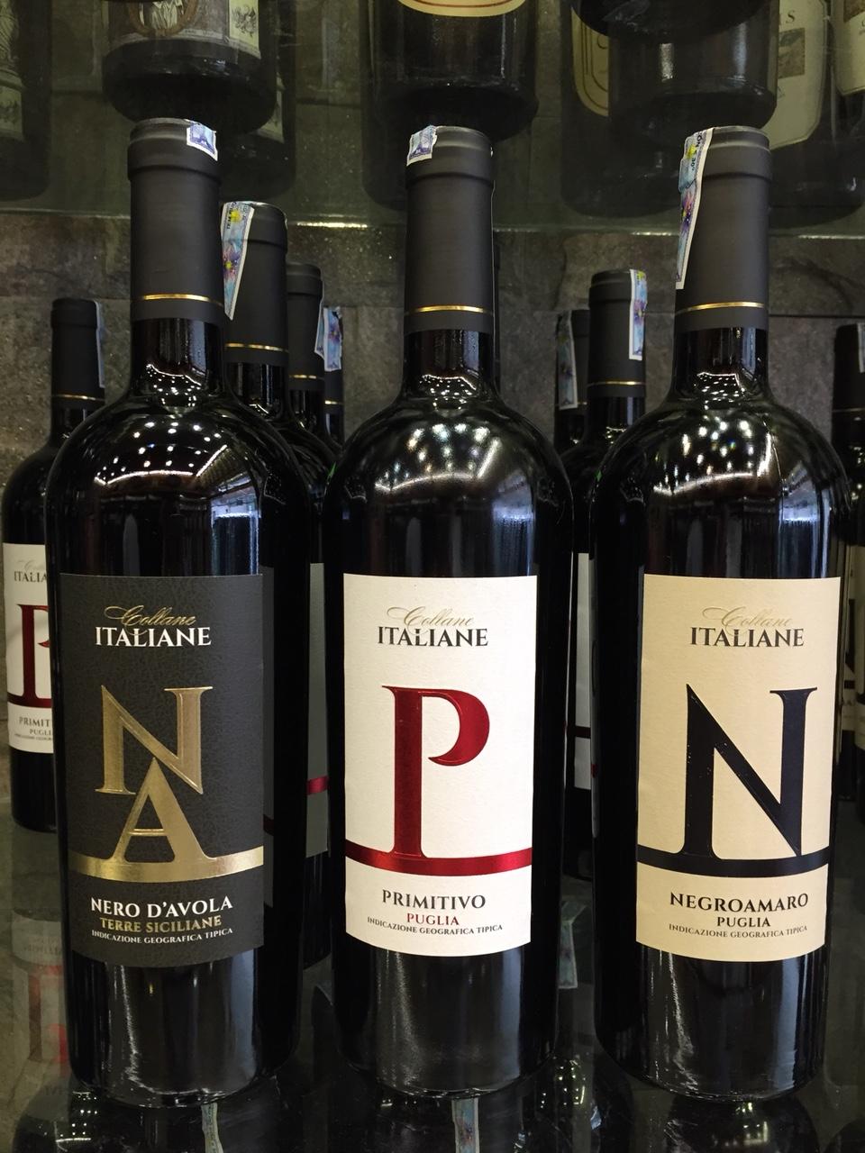 Rượu Collane Italiane