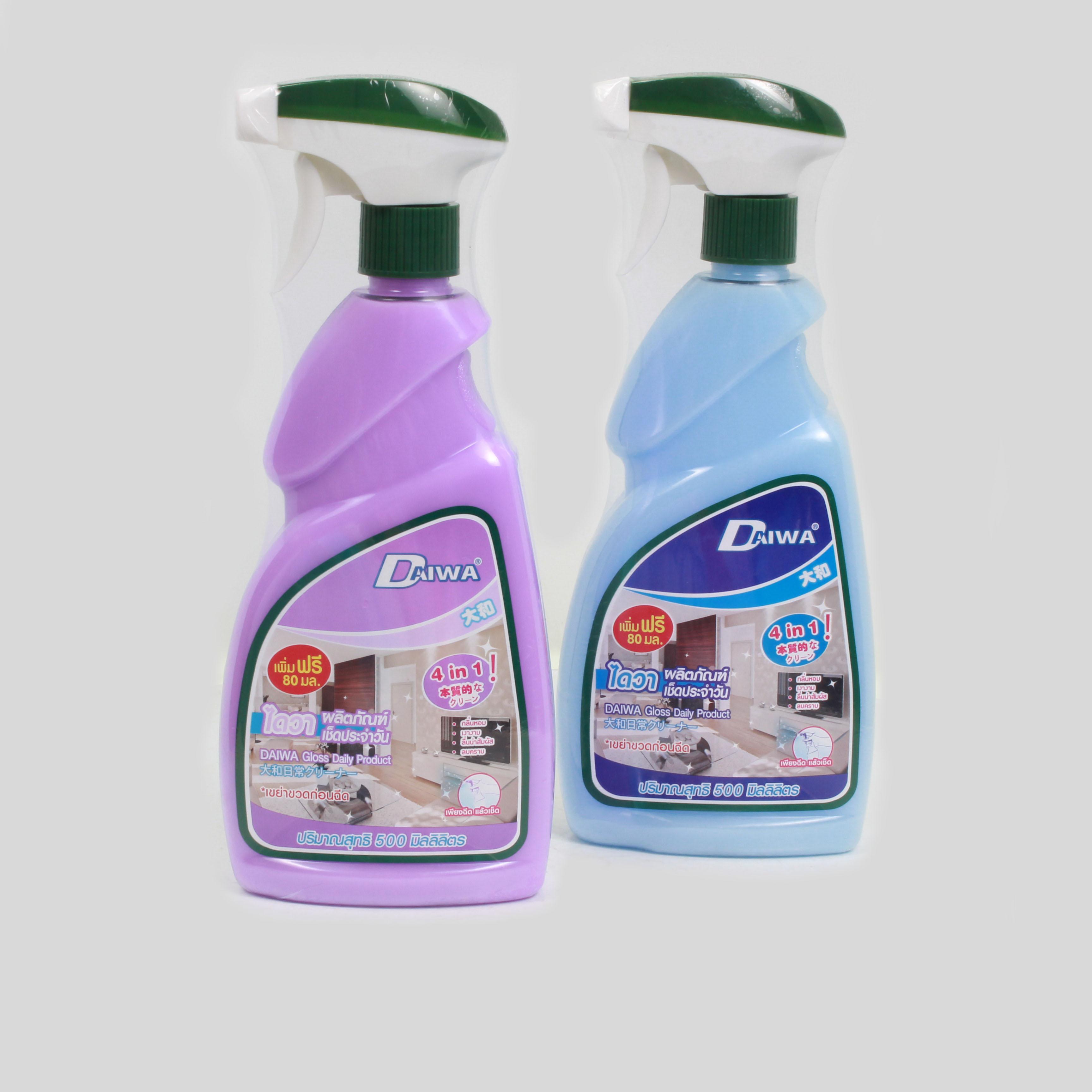 Xịt tẩy rửa đa năng Daiwa 500ml