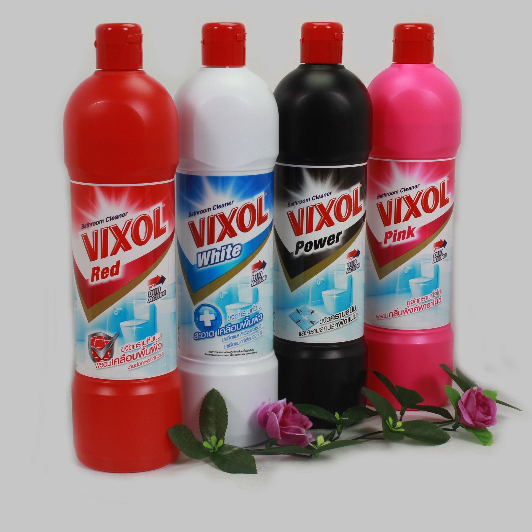 Tẩy bồn Vixol smart  900 ml
