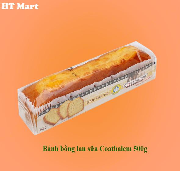 Bánh bông lan sữa Coathalem 500g