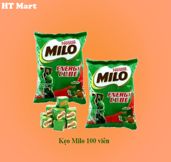 Kẹo Milo 100 viên