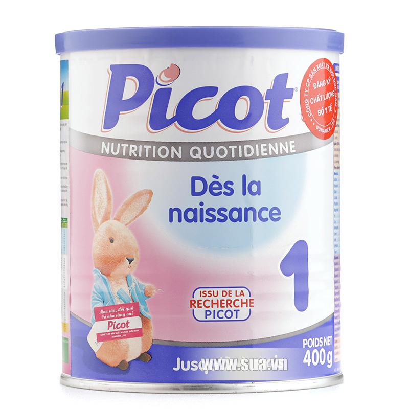 Sữa Picot 1 400g