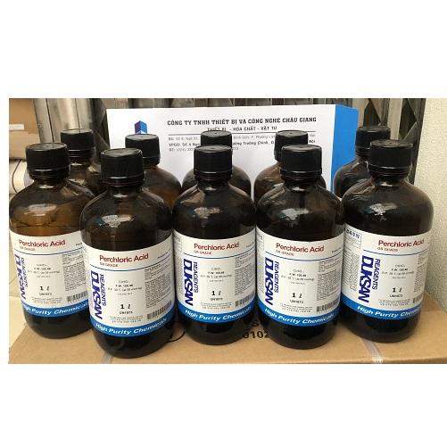Perchloric acid HClO4