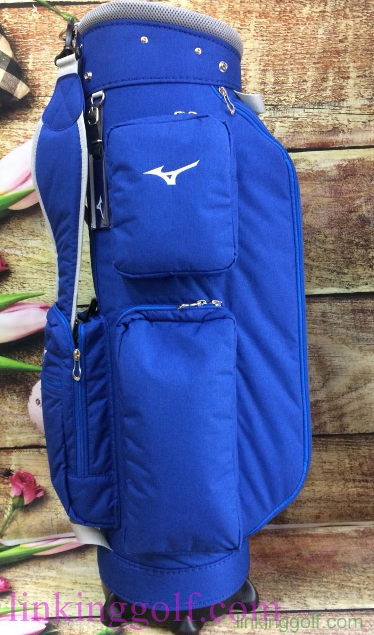 Túi gậy golf MIZUNO Coloured Caddie Bag Blue