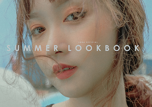 MON ÉTÉ | SUMMER POOL | VOL.05 LOOK BOOK.