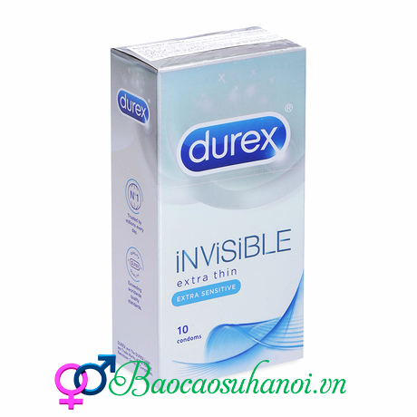 bcs durex invisible