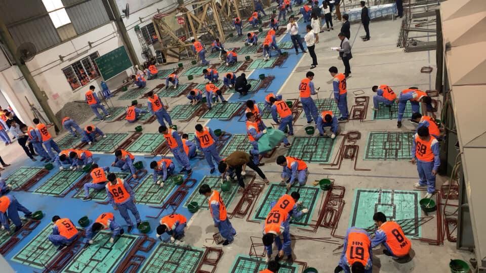 Tuyển 9 Nam bảo dưỡng công trình xây dựng tại TOYAMA