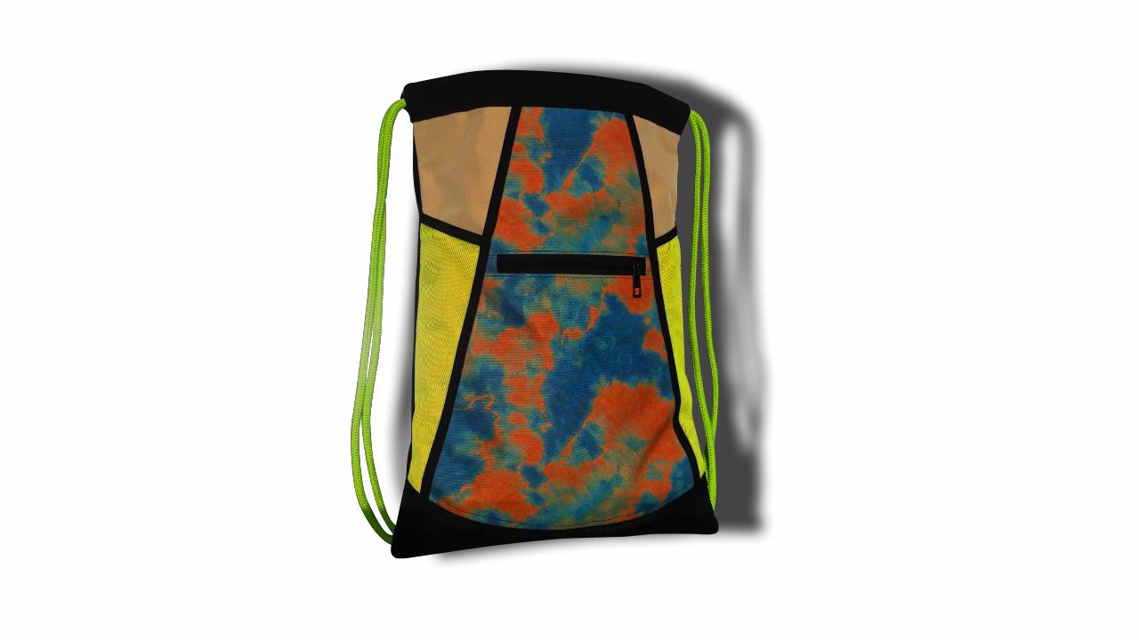 backpack  drawstring