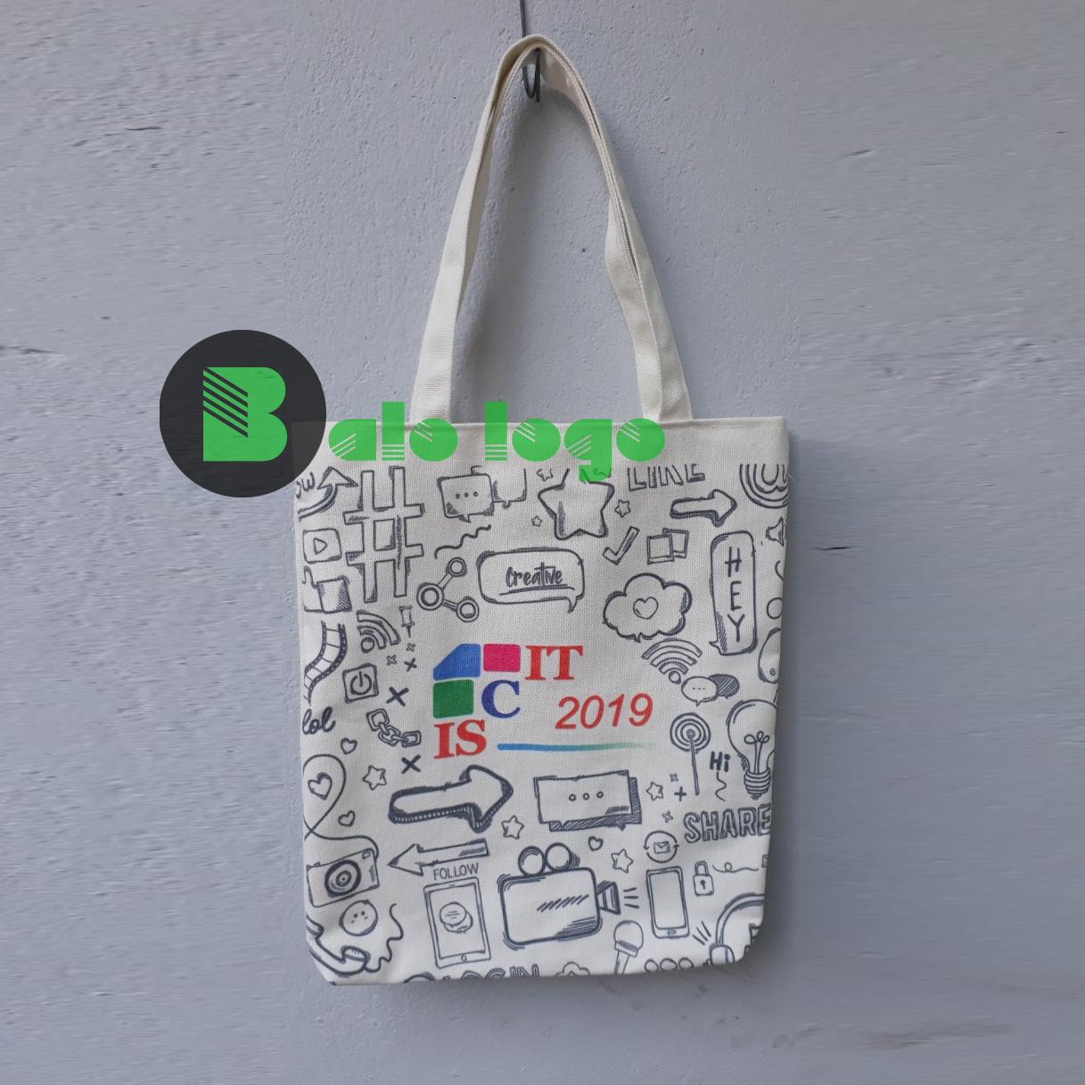 Túi Vải Bố Hội Nghị IT