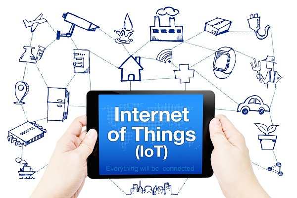 5 ứng dung của iot