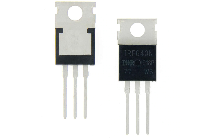 mosfet-irn640n-to-220