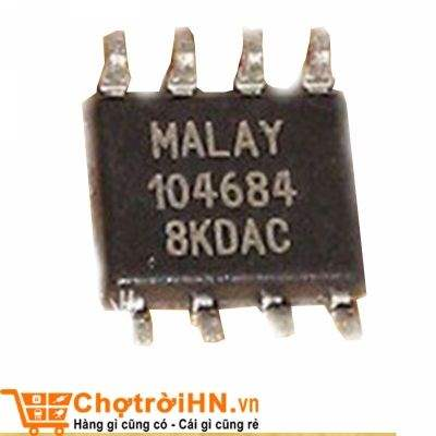 IC ACS712 - 20A SOP8