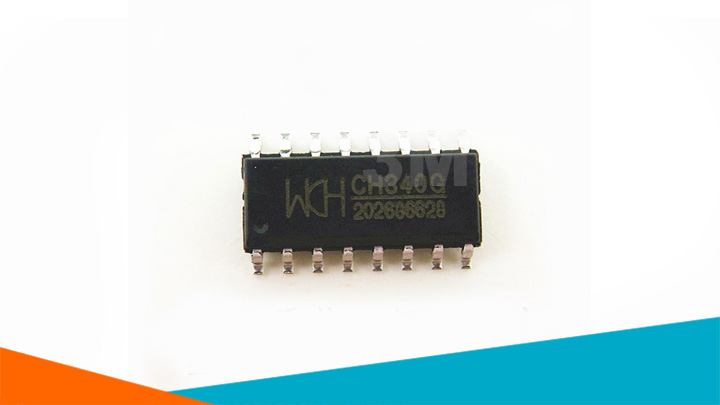 ic giao tiếp ch340G