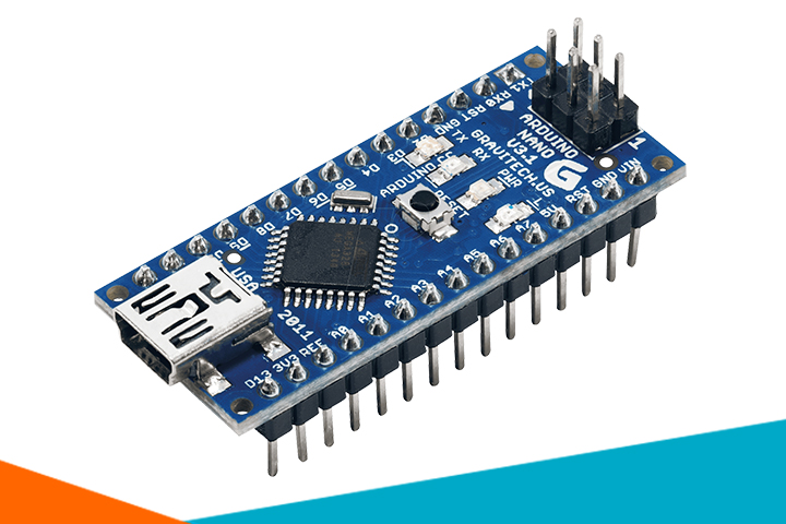 Kit Arduino Nano FT232