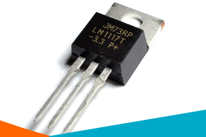 LM1117 3V3 TO220