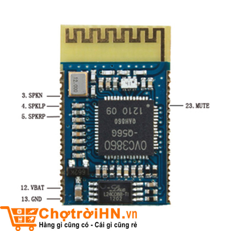 LOA BLUETOOTH OVC3860