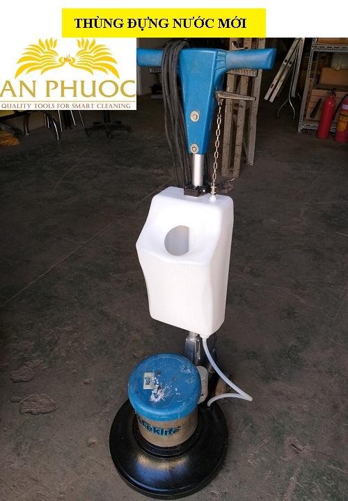 Bình đựng hóa chất máy chà sàn