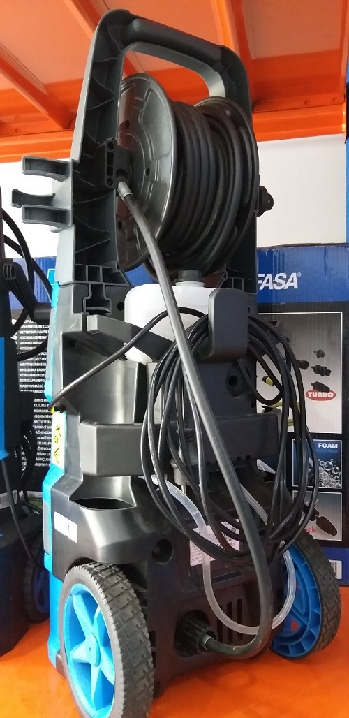 Máy phun rửa áp lực cao Fasa Model: Tribal 160 Plus