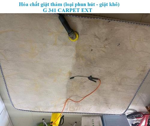 Hóa chất giặt thảm Goodmaid PRO G341 CARPET EXT