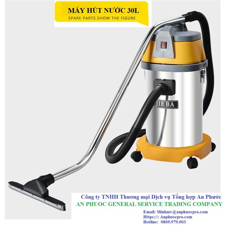 Ống hút nước inox 30l