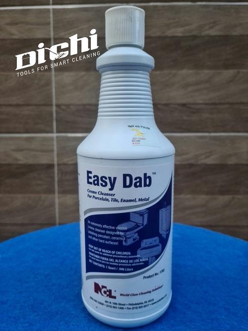 Kem tẩy rửa & tạo độ sáng bóng bề mặt men sứ - EASY DAB