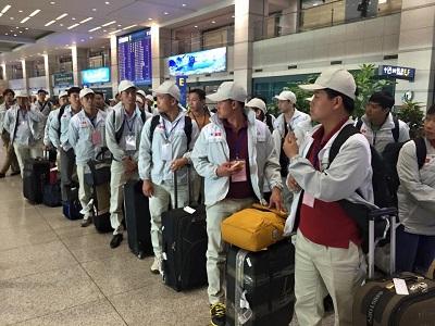 Thông báo tuyển lao động đi làm việc tại Đài Loan